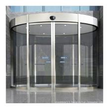 Deper DCS62S curved aluminum automatic sliding door operator