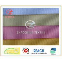 6 Вт поли / нейлоновая вельветовая ткань для использования на диване и куртке (ZCCF056)