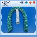 Conduit d'air ventilation bonne qualité pvc flexible spiral tunnel