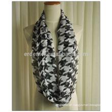 geometric pattern fabric polyester cycling scarf