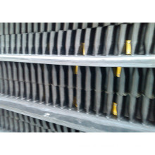 XE Sidewall Corrugated Rubber Conveyor Belt