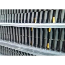 XE Sidewall ondulado correia transportadora de borracha