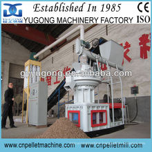 with new technology and cost effective price ring die biomass pellet machine,wood sawdust pellet production plant