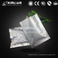 Фабричная цена Пластиковые алюминиевые фольги Кулинарные сумки