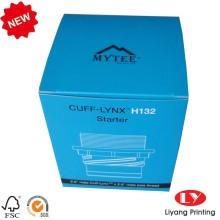 Luxury new design packaging box paper box