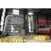 Maniok-Verarbeitungsmaschinen Mehl-Flash-Trockner für Maniok-Mehl