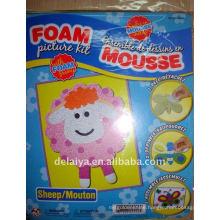 DIY EVA Foam mouse picture