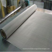 Ultra fine stainless steel screen printing wire mesh
