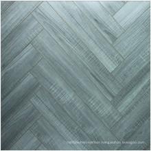 12.3mm Mirror Oak Water Resistant V-Grooved Laminate Floor