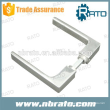 Poignées de porte coulissante polies en alliage de zinc RDH-112