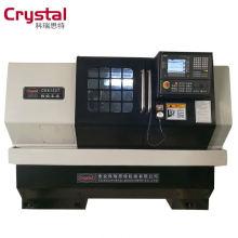 Venta caliente al precio de la máquina del torno del CNC de Taiwán CK6150T