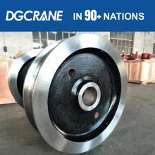 DGcrane Pipe Trolley Wheels For Industry Wheel