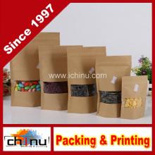 Natural Kraft Paper Bag (220106)