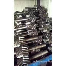 Pompe à huile chaude Pompe à engrenages Usine de pompe à huile
