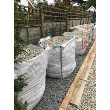 Big Jumbo Bags of Gravel