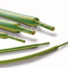 Tubes d'accessoires de câble de rétrécissement de la chaleur Tubes de rétrécissement en caoutchouc de silicone souple