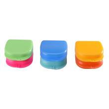 Dental Care Dental Plastic SMO Box Uso de dentadura