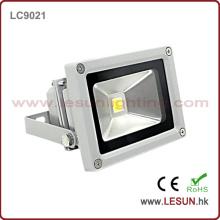 Luz de inundação do diodo emissor de luz de 10W IP65 para exterior (LC9021)