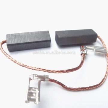 Инструмент электрическая щетка углерода