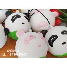 LED Panda Pendant Light