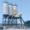 Precast low cost belt conveyor concrete batching plant