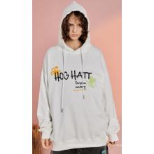 Chaqueta deportiva de suéter de gran tamaño de ropa deportiva informal