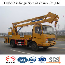 18m Dongfeng Euro5 High Working Truck with New Design
