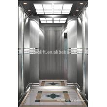 El más nuevo elevador vendedor caliente del pasajero con el sitio de la máquina menos