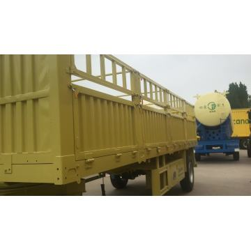 Drawbar Full Trailer Dolly Semi Trailer