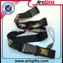 2013 Promotional cheap cell phone holder lanyard
