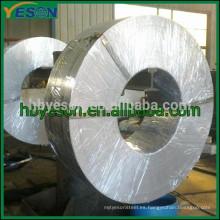 Tira de acero endurecido y templado, banda de acero laminada en caliente