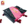 Individuelle Trockenfruchtverpackung Stand Up Pouch