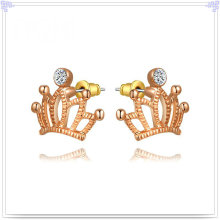 Crystal Jewelry Fashion Accessories Alloy Earring (AE235)