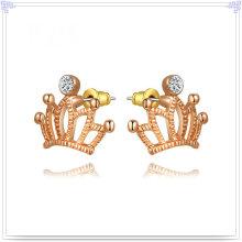 Cristal jóias acessórios de moda brinco de liga (ae235)