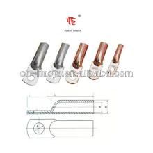 Terminal de conexão de cobre (tubular)