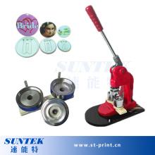 Runde Plakette Button Maker Maschine zur Herstellung von DIY-Abzeichen Buttons