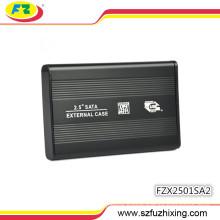 USB 2.0 2.5 inch SATA hdd hard drive disk case/enclosure/box /caddy