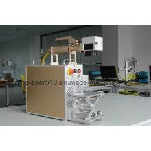 Machine d'impression laser pour téléphone portable / Machine de marquage laser en plastique