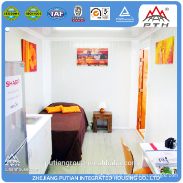 PTJ-8x10D Luxury container homes