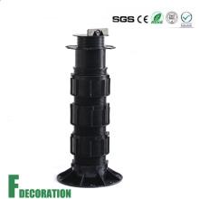 ABS Decking Support Verstellbare Höhe Screwjack Kunststoffsockel