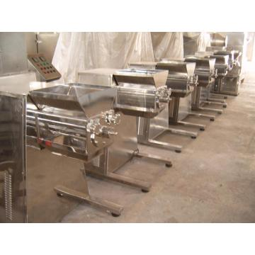 YK Double Cylinders Swing 200kg / h Granulator