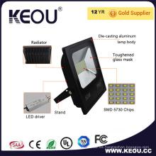 LED reflector Bridgelux 30W Meanwell Driver 5 años de garantía