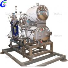 Mini autoclave de procesamiento de alimentos a alta presión