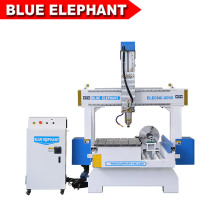 New CNC Mini Engraving Machine, 4 Axis CNC Router Machine with DSP Controller 6090