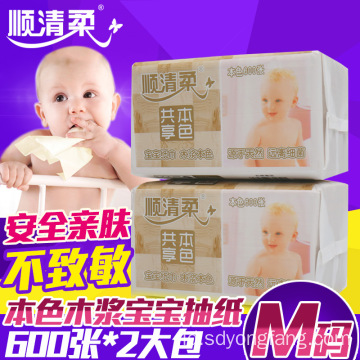 Baby Use Tissue Sanitary Paper