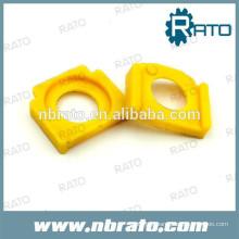 Forme de moule à chaud pour les pièces en plastique