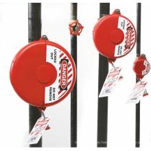 Cerradura de seguridad de la válvula de compuerta, cerradura de seguridad de la válvula de bola Bd-F11