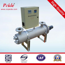 316L Stainless Steel Shell Aquarium UV Sterilizer with Pump