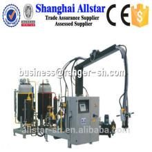 Pu foam machine with high quality from shanghai