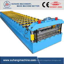 High Speed Auto Quality Customize Metal Light Steel Wall Panel Profile Roll Forming Machine